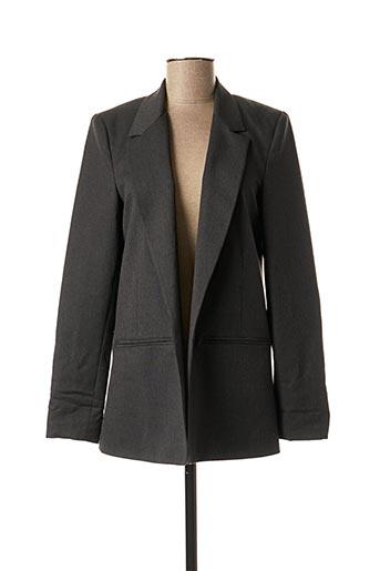 Veste chic / Blazer gris REIKO pour femme