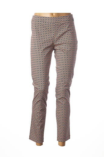 Pantalon 7/8 rose MEXX pour femme