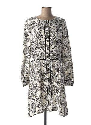 Robe mi-longue vert MEXX pour femme