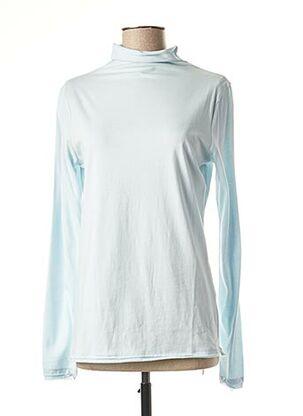T-shirt manches longues bleu MEXX pour femme