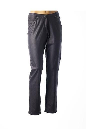 Pantalon casual bleu MERI & ESCA pour femme