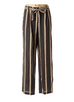 Pantalon casual bleu 1 2 3 pour femme