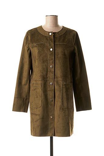 Veste casual vert MAISON 123 pour femme