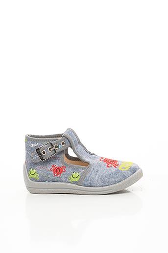 Chaussons/Pantoufles gris BELLAMY pour enfant