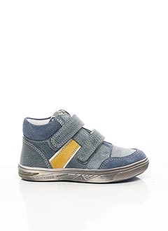 Bottines/Boots bleu BELLAMY pour garçon
