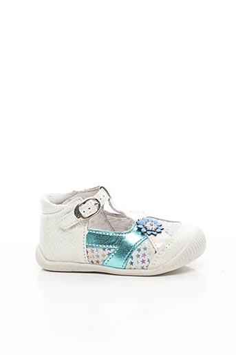 Sandales/Nu pieds gris BABYBOTTE pour fille
