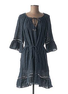 Robe mi-longue bleu SEAFOLLY pour femme