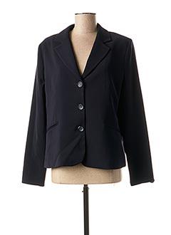 Veste casual bleu ANNE KELLY pour femme