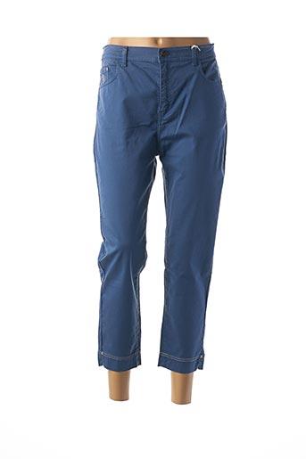 Pantalon 7/8 bleu IMPAQT pour femme
