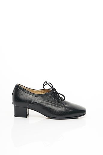 Chaussures de confort noir HASSIA pour femme
