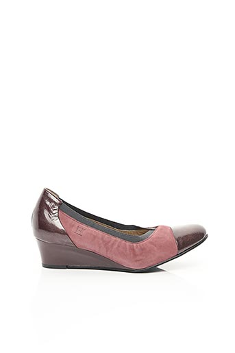 Ballerines rose HASLEY pour femme