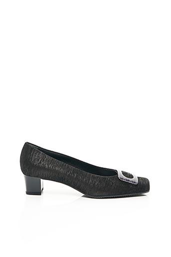Escarpins noir ALEXANDRIA pour femme