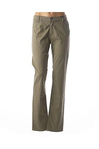 Pantalon casual vert IMPAQT pour femme
