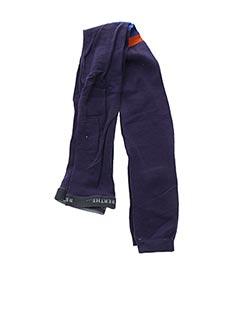 Legging violet BERTHE AUX GRANDS PIEDS pour femme