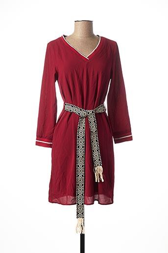 Robe courte rouge AKOZ DE TOI pour femme