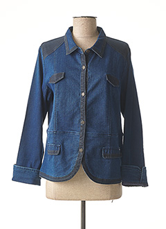 Veste en jean bleu FELINO pour femme