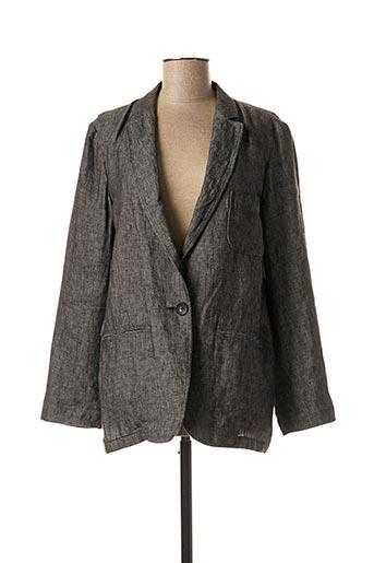 Veste chic / Blazer gris DIEGA pour femme