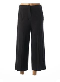 Pantalon 7/8 noir MAXMARA pour femme