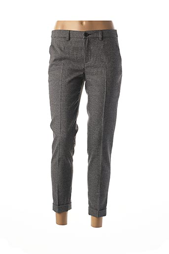 Pantalon 7/8 gris LIU JO pour femme