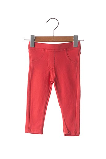 Pantalon casual rouge BOBOLI pour enfant