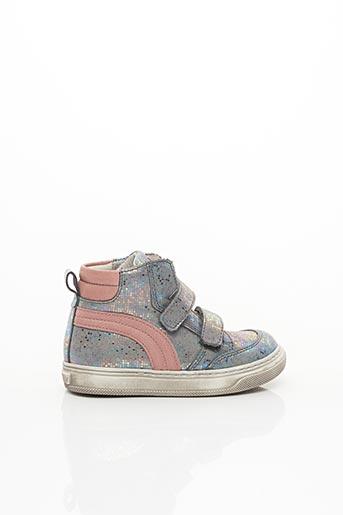 Baskets gris FRODDO pour fille