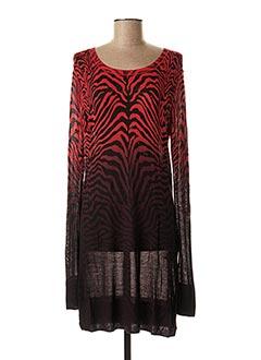 Robe pull noir ANNA SCOTT pour femme