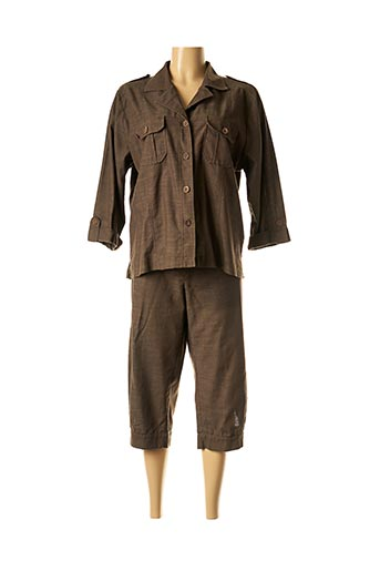 Veste/pantalon vert GRIFFON pour femme