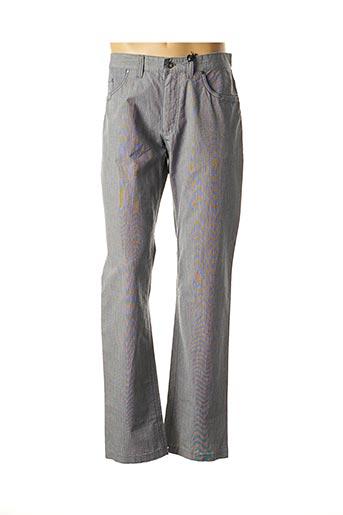 Pantalon casual bleu STONES pour homme