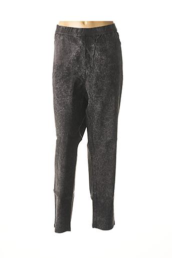 Pantalon casual gris H-3 pour femme