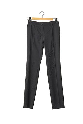 Pantalon chic noir DOLCE & GABBANA pour femme