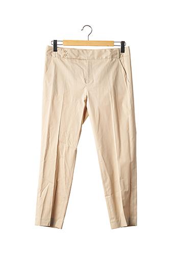 Pantalon casual beige GERARD DAREL pour femme