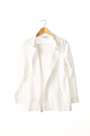 Veste/pantalon blanc LAURENCE TAVERNIER pour femme