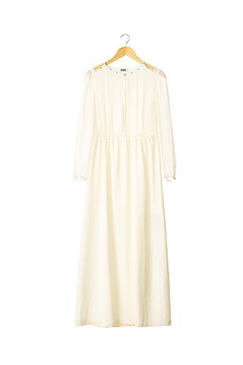 Robe longue beige SONIA RYKIEL pour femme
