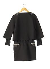 Veste/robe noir PATRIZIA PEPE FIRENZE pour femme seconde vue