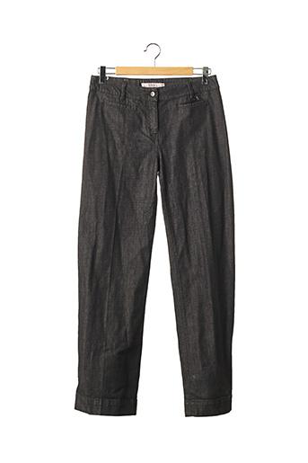 Jeans coupe large noir RED VALENTINO pour femme