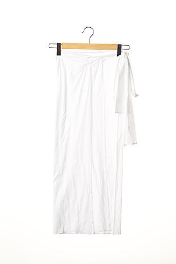 Jupe longue blanc ERES pour femme