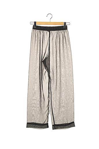 Pantalon 7/8 noir REPETTO pour femme