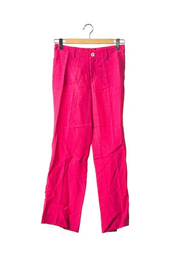 Pantalon chic rose BOGNER pour femme