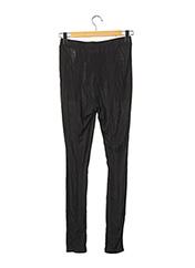 Pantalon casual noir BY MALENE BIRGER pour femme seconde vue
