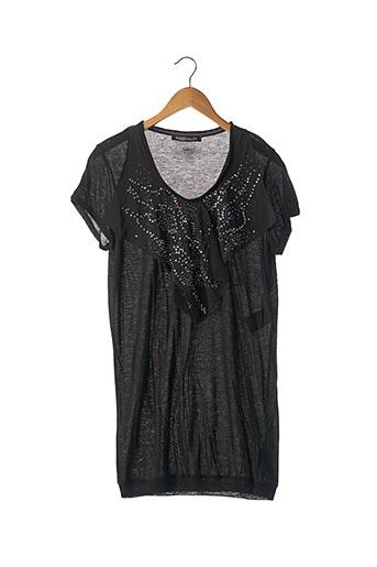 T-shirt manches courtes noir BALENCIAGA pour femme
