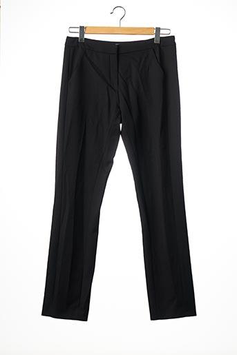 Pantalon chic noir BALENCIAGA pour femme