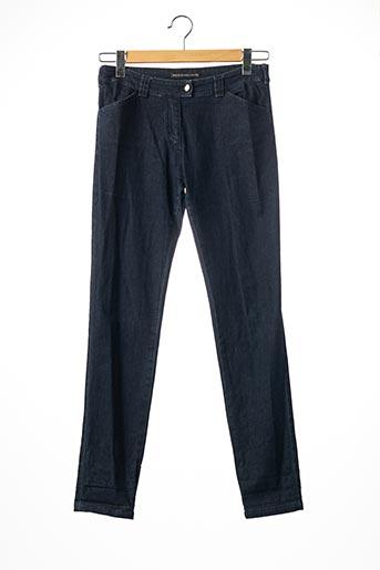 Pantalon casual bleu BALENCIAGA pour femme