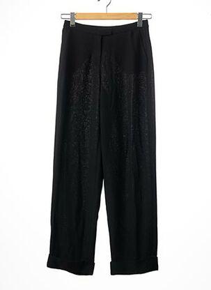 Pantalon chic bleu CHRISTIAN LACROIX pour femme