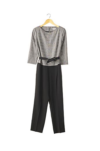 Combi-pantalon noir CLAUDIE PIERLOT pour femme