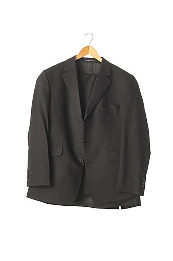 Costume de cérémonie noir BRUCE FIELD pour homme