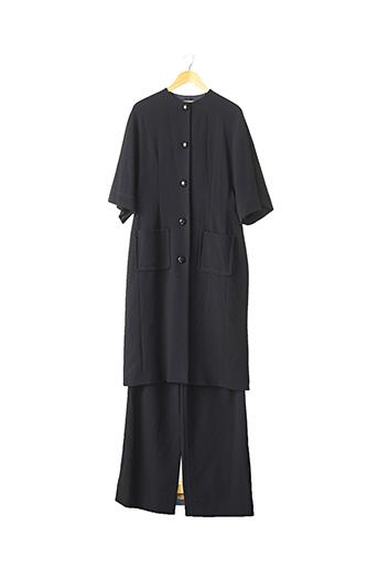 Veste/pantalon bleu PASCAL MILLET pour femme