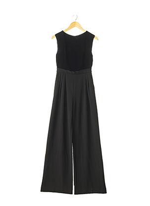 Combi-pantalon noir MAXMARA pour femme