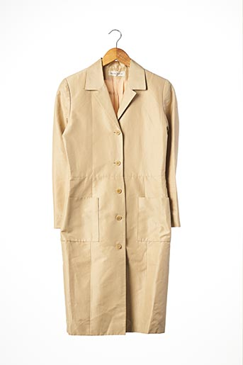 Imperméable/Trench beige REGINA RUBENS pour femme