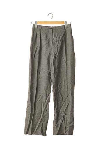 Pantalon chic gris APARA pour femme