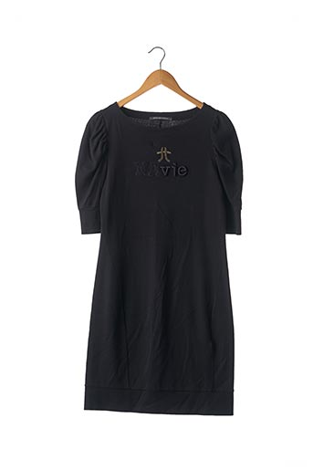 Robe pull bleu MARITHE & FRANCOIS GIRBAUD pour femme